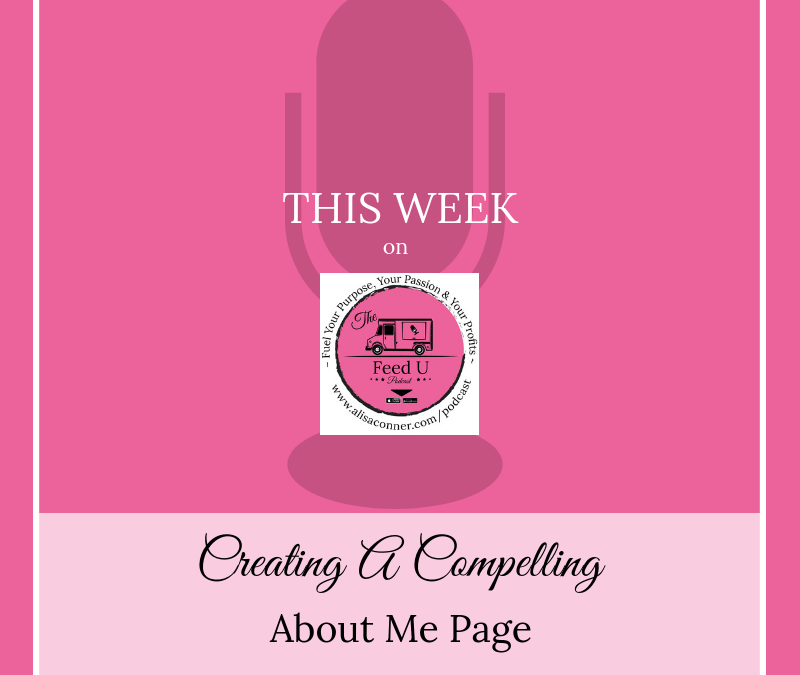 54. Creating A Compelling About Me Page For Your Website