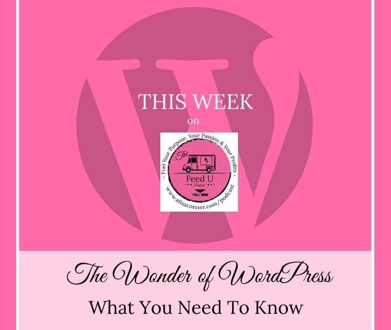 60. The Power of WordPress