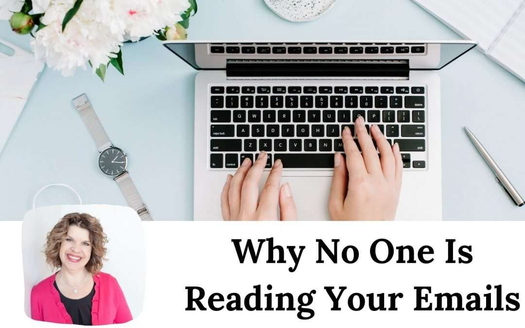 Why No One Is Reading Your Marketing Emails & How To Fix It