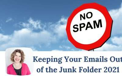 Keeping Your Emails Out of the Junk Folder In 2021