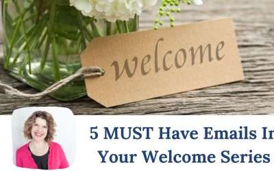 5 Best Emails To Build Authenticity With Your Welcome Sequence