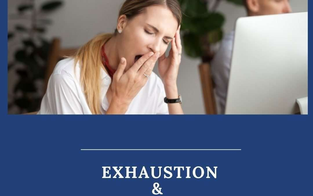 Unlocking Exhaustion and Entrepreneurship And How To Cure It – Podcast